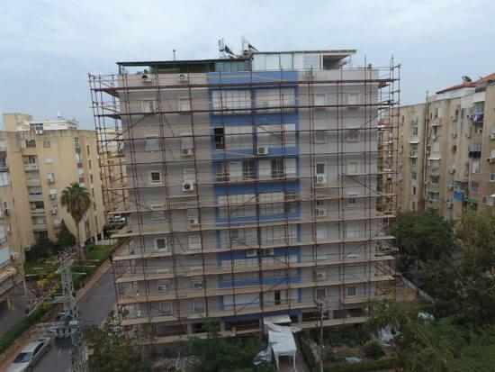 קבלני בניין בחיפה