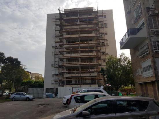 שיקום מבנים מסוכנים
