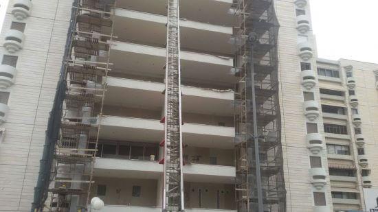 שיפוץ מבנים חיפה