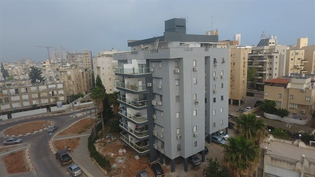 פרויקט התחדשות עירונית